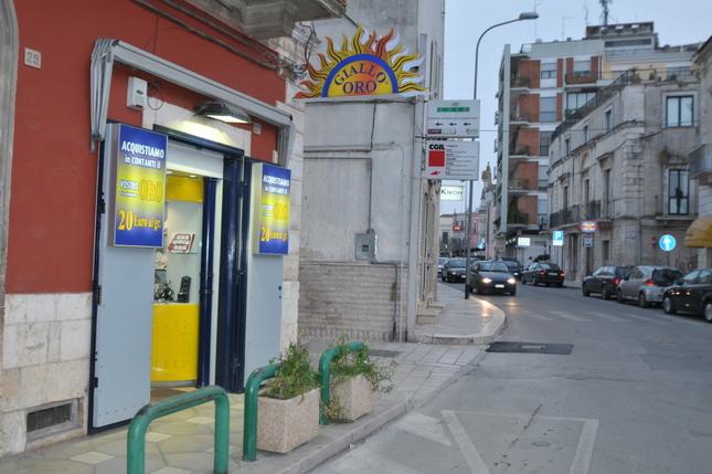 CASAMASSIMA, Corso Vittorio Emanuele 29